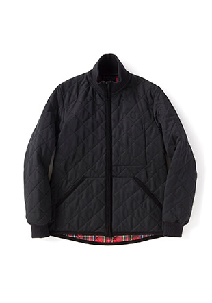 Lavenham Quilted Track Jacket