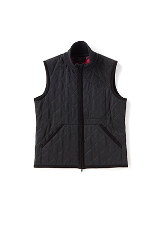 Lavenham Quilted Tricot Gilet
