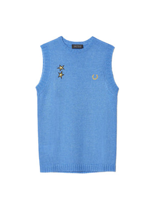 Bella Freud Knitted Tank Top