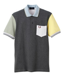 Pocket Polo Shirt (Made in England)
