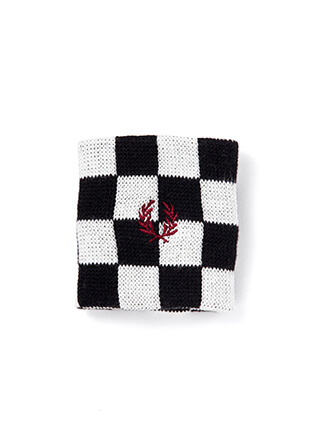 Checkerboard Sweatband