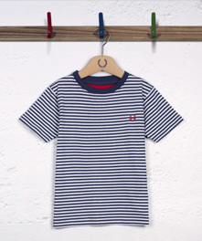 Sharp Stripe T-Shirt