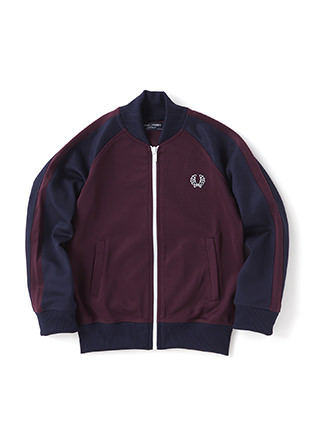 Kids Bomber Track Jacket