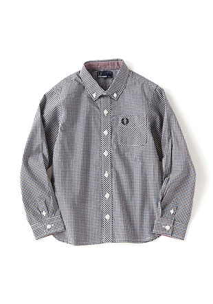 Kids Classic Gingham Shirt