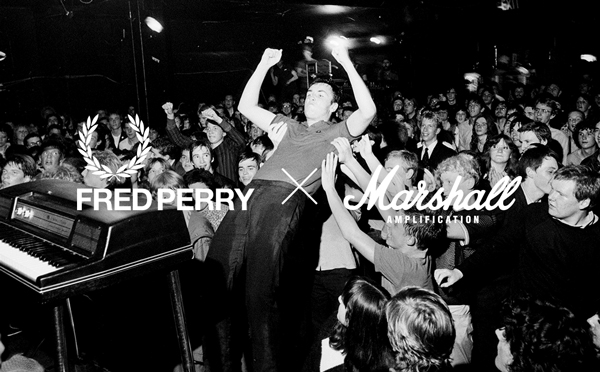 // FRED PERRY JAPAN NEWSLETTER - 2015.07.14                      //