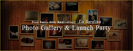 Photo Gallery Launch Party