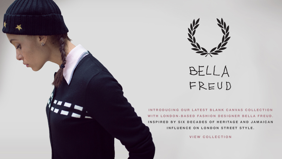 Bella Freud Blank Canvas Project