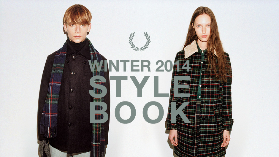 WINTER2014 STYLE BOOK