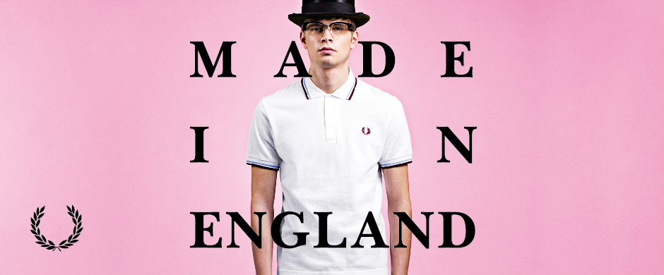 Made in England Shirt Campaign