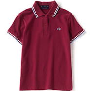 G12 - THE ORIGINAL TWIN TIPPED FRED PERRY SHIRT