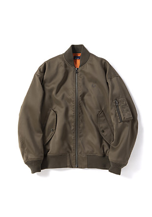 Laurel Leaf Dyde Military Jacket