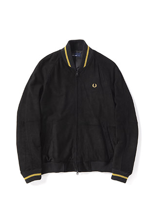 Bomber Neck Jacket