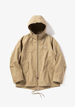 Short Fishtail Parka