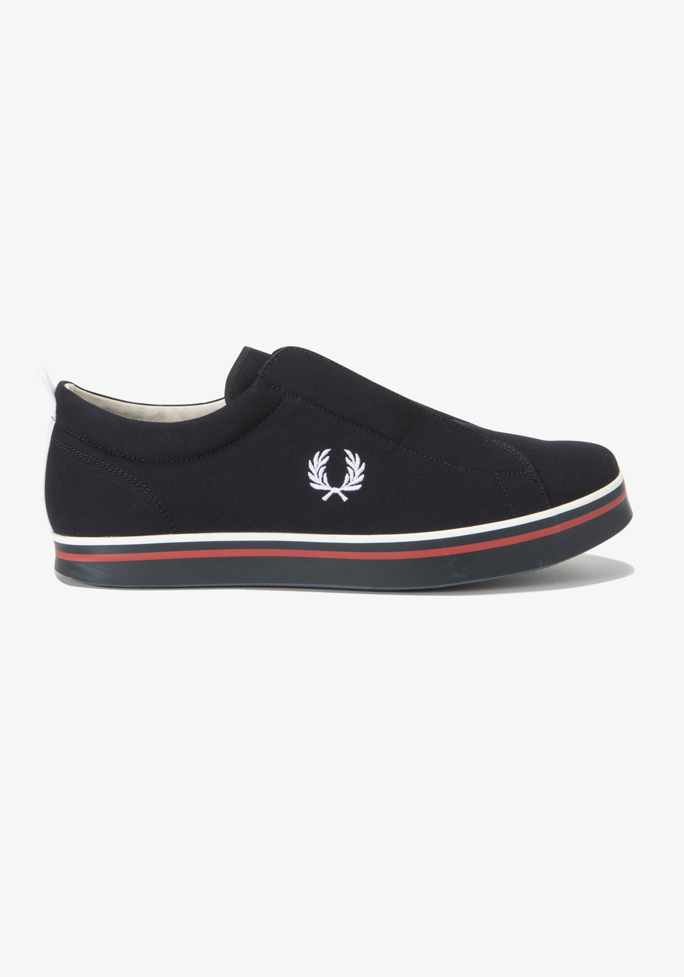 Canvas Slip On | FRED PERRY JAPAN | フレッ