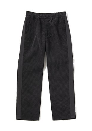 Corduroy Side Stripe Trousers