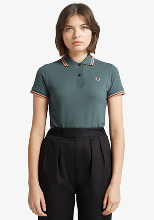FRED PERRY SHIRT - G12 (Made in England)