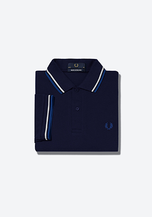 THE FRED PERRY SHIRT - M12