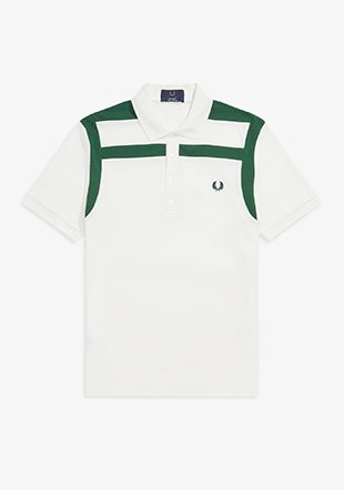 Reissues Chest Panel Polo Shirt