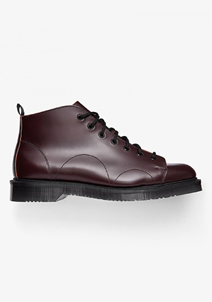 George Cox Monkey Boot Leather