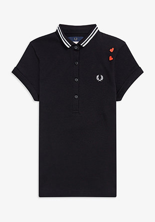 Amy Winehouse Fred Perry Shirt